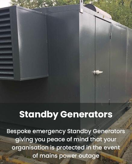 GMI Power Solutions Ltd | Power, Emissions & STOR